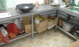 Snack product for sale and commercial space for rent. - House on Aster Vender
