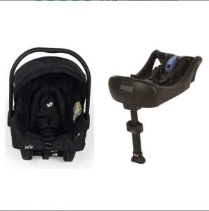 Joie Car seat + Base - Kids Stuff on Aster Vender