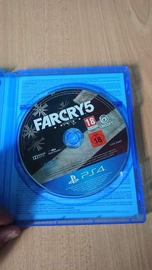 Far Cry 5 PS4 game limited edition  - PS4, PC, Xbox, PSP Games on Aster Vender