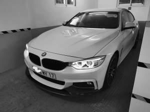BMW 430I MSPORT