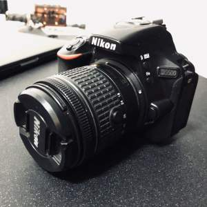 Nikon D5500 - All Informatics Products on Aster Vender
