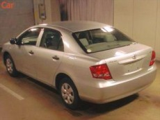 For sale Toyota axio 2009 Prix: 410,000rs Call on :57611124,58166583 - Family Cars on Aster Vender