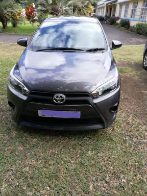 Toyota Yaris automatic car - Family Cars on Aster Vender