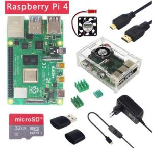 Raspberry Pi 4 modèle B 4GB RAM - All electronics products on Aster Vender