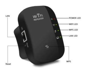 REPETEUR WIFI BOOSTER - 300MBPS - All electronics products on Aster Vender