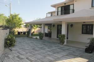 Flic en Flac for rent beautiful bright and furnished villa newly built - House on Aster Vender