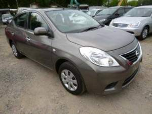 NISSAN LATIO 1200 CC - Family Cars on Aster Vender