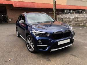 BMW X1 xline  - SUV Cars on Aster Vender