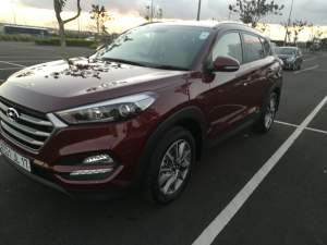 Hyundai Tucson JL 17  - SUV Cars on Aster Vender