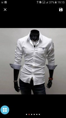 Shirts available On order - Shirts (Men) on Aster Vender