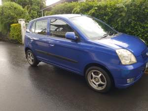 Kia Picanto manual - Family Cars on Aster Vender