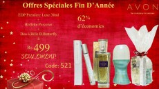 EDP Premiere Luxe + Rollette + Deo PROMO - Perfume on Aster Vender