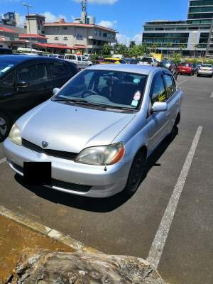 Toyota Platz 2002 - Compact cars on Aster Vender