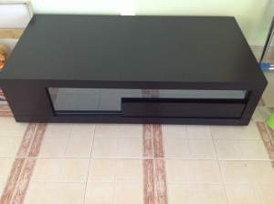 Solid wood coffee table/ TV cabinet  - Tables on Aster Vender