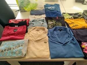 Bag  - T shirts (Men) on Aster Vender