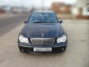 Mercedes Kompressor C180 year 2006 - Luxury Cars on Aster Vender