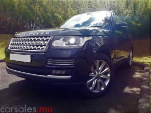 2014 Range Rover 4.4 SDV8 - SUV Cars on Aster Vender