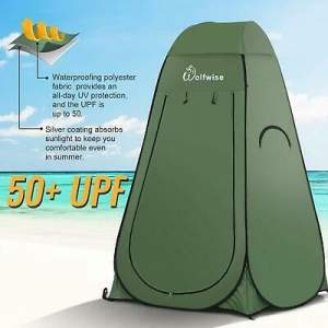 Portable changing tent room  - Camping equipment on Aster Vender