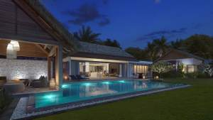 Tamarin sale villas PDS accessible to foreigners  - House on Aster Vender
