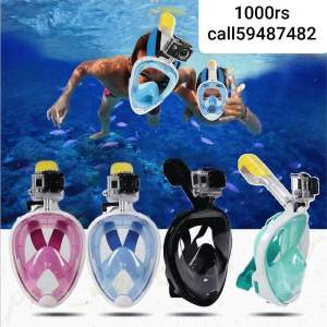 full face snorkeling mask - Water sports on Aster Vender