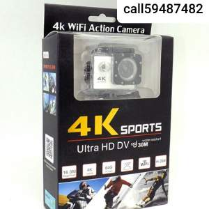 Action camera 4k wifi - All Informatics Products on Aster Vender