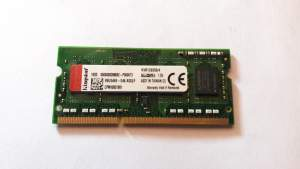 Kingston 4GB DDR3 1333MHz PC3-10600 Laptop Memory - All Informatics Products on Aster Vender