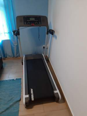 For sale electric treadmill as new - Fitness & gym equipment on Aster Vender