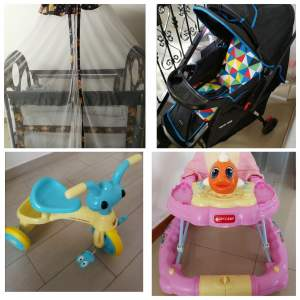 Kids necessity - Kids Stuff on Aster Vender