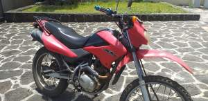 Honda XL 125 CC - Sports Bike on Aster Vender