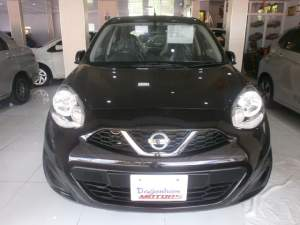 NISSAN MARCH YR 2015 - Family Cars on Aster Vender