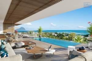 Tamarin penthouse en PDS accessible aux étrangers avec vue imprenable  - Apartments on Aster Vender