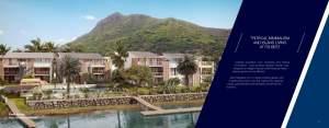 Rivière Noire vente appartements PDS au bord de l'océan  - House on Aster Vender