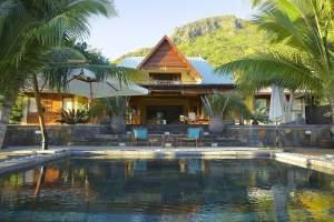Rivière Noire Villa de prestige avec une vue magnifique sur le Morne - Villas on Aster Vender