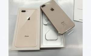 APPLE IPHONE 8 PLUS 256 GB GOLD - iPhones on Aster Vender