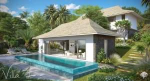 Rivière Noire à vendre 6 villas accessibles aux étrangers  - Villas on Aster Vender