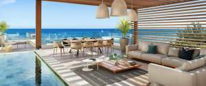 Tamarin à vendre appartements au bord de l'océan - Apartments on Aster Vender