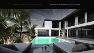 Villas de luxe à grand baie  - Villas on Aster Vender
