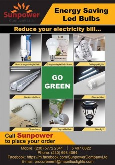 Energy saving LED Bulbs - All household appliances on Aster Vender