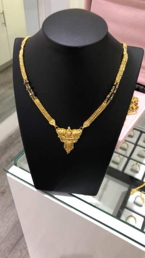 Mangalsutra Chain - Wedding Jewelry on Aster Vender