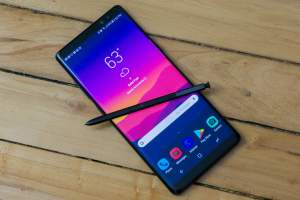 Samsung Note 8 - Samsung Phones on Aster Vender