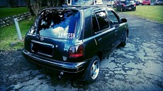 A vend Nissan Micra yr 95 - Compact cars on Aster Vender