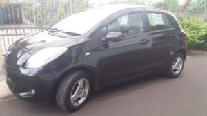 Toyota Yaris 2008 - Compact cars on Aster Vender