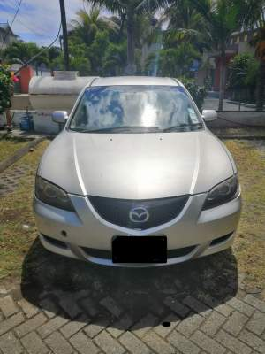 Mazda 3 1498cc - Family Cars on Aster Vender