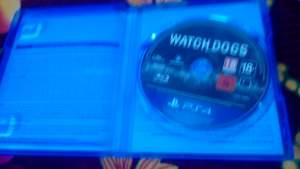 Ps4 watch dogs  - Other Indoor Sports & Games on Aster Vender