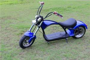 The 'Harley-Davidson' Style Electric Motorbike - Scooters (above 50cc) on Aster Vender