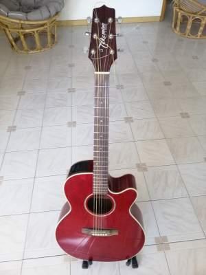 Takamine G-Series Folk: Eg 44 00 - Accoustic guitar on Aster Vender