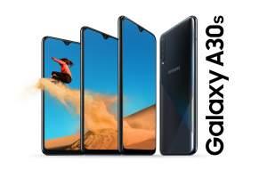 Samsung Galaxy  A30s - Samsung Phones on Aster Vender