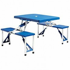 Portable outdoor table at Rs. 1299 only - Garden Furniture on Aster Vender