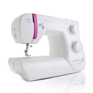 Sewing and Embroidery Machine - Butterfly JH5209 - Sewing Machines on Aster Vender