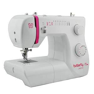 Sewing and Embroidery Machine - Butterfly JH5311A - Sewing Machines on Aster Vender